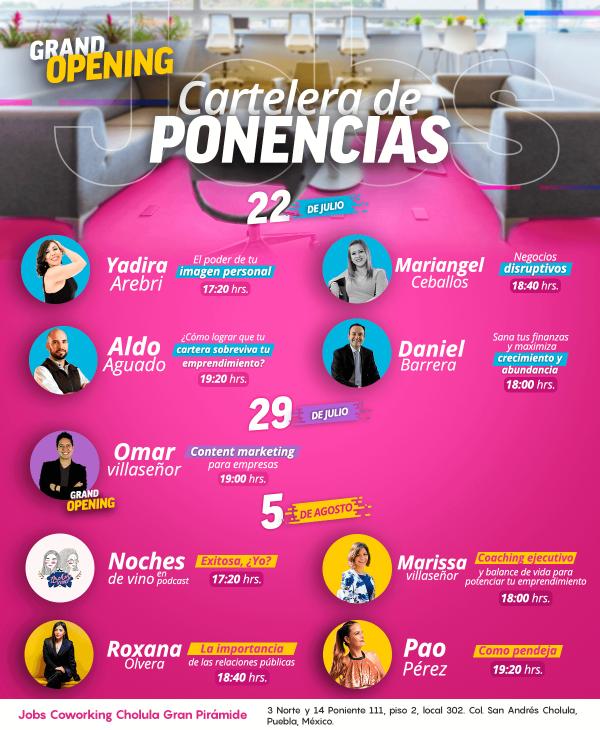 CARTELERA_julio